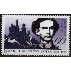 Germany 1986. Ludwig II of...