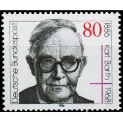 Germany 1986. Swiss theologian