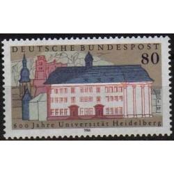 Germany 1986. Heidelberg...