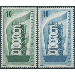 Vokietija 1956. Europa