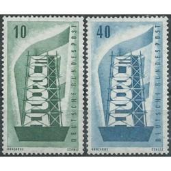 West Germany 1956. Europa
