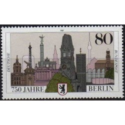 Germany 1987. 750th...