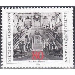 Vokietija 1987. Architektūra