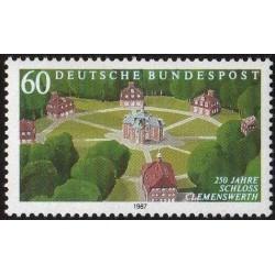 Germany 1987. Clemenswerth...