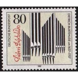Vokietija 1987. Vargonai