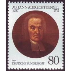 Germany 1987. Evangelical...