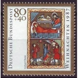 Vokietija 1987. Kalėdos