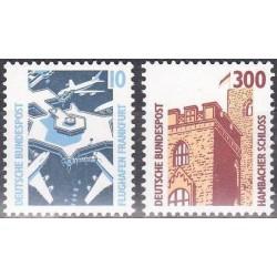 Vokietija 1988. Architektūra