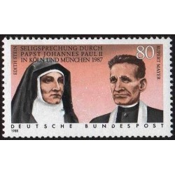Germany 1988. Beatified by...