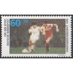Vokietija 1988. Futbolas