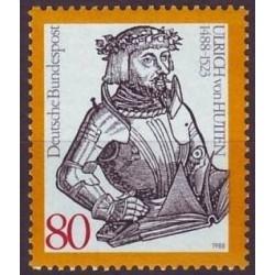 Germany 1988. Ulrich von...