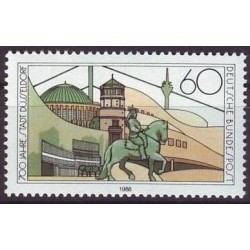 Vokietija 1988. Miestų...