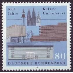 Germany 1988. University of...