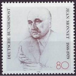 Vokietija 1988. Žanas Mone...