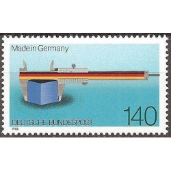 Germany 1988. Made in Germany