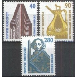 Germany 1988. Definitive issue