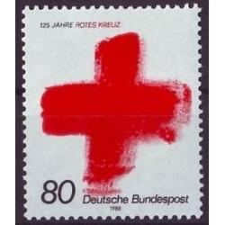 Germany 1988. Red Cross