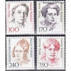 Vokietija 1988. Žymūs žmonės