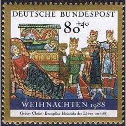 Germany 1988. Christmas