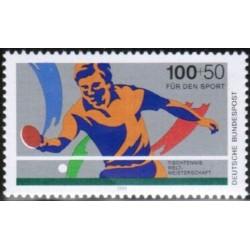Vokietija 1989. Stalo tenisas