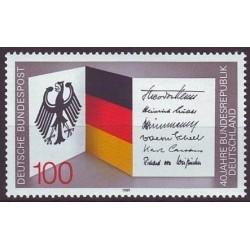 Germany 1989. National symbols