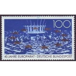 Vokietija 1989. Europos Taryba