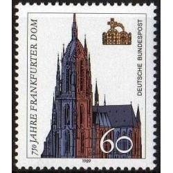 Vokietija 1989. Miestų...