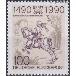 Germany 1990. Post history...