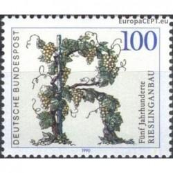 Germany 1990. Winemaking