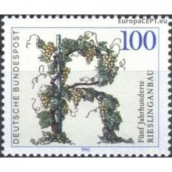 Vokietija 1990. Vyndarystės...