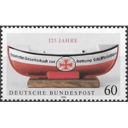 Vokietija 1990. Jūrų...