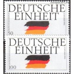 Germany 1990. German Unity Day