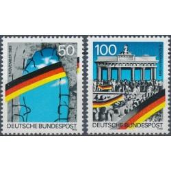 Vokietija 1990. Berlyno...
