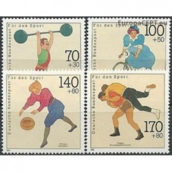 Vokietija 1991. Sporto įvykiai