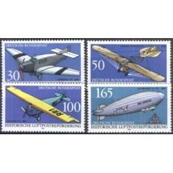 Vokietija 1991. Aviacijos...