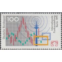 Vokietija 1991. Tarptautinė...