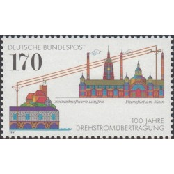 Vokietija 1991. Elektros...