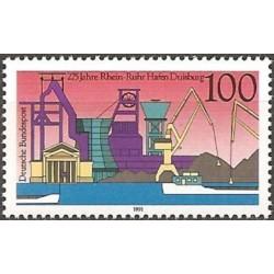 Vokietija 1991. Duisburgo...
