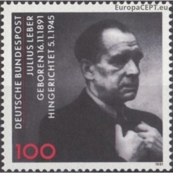 Germany 1991. Politician