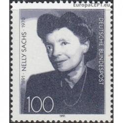 Vokietija 1991. Rašytoja