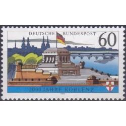 Vokietija 1992. Koblenco...