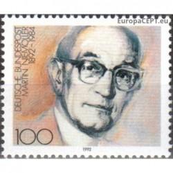 Germany 1992. Theologian