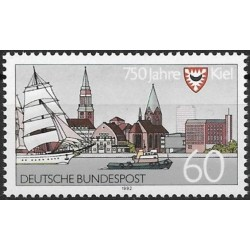 Germany 1992. 750 years Kiel