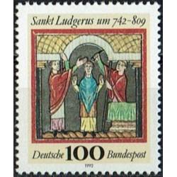 Vokietija 1992. Šv. Liudgeras