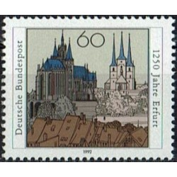 Vokietija 1992. Erfurto...