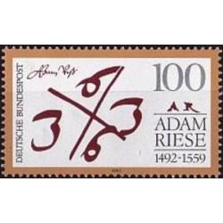 Vokietija 1992. Adamas Ryzė...
