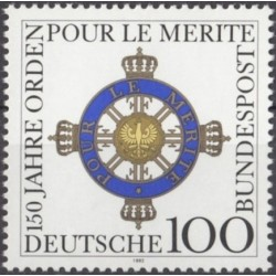 Germany 1992. Order of...