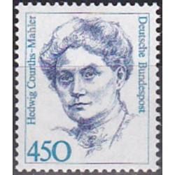 Vokietija 1992. Rašytoja