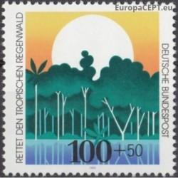 Vokietija 1992. Tropikų miškai