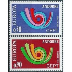 Andora (pranc) 1973. CEPT:...